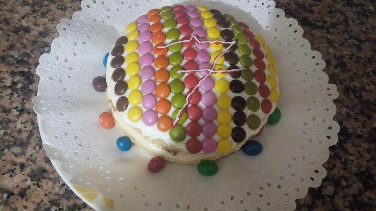 Doğum günü pasta:))