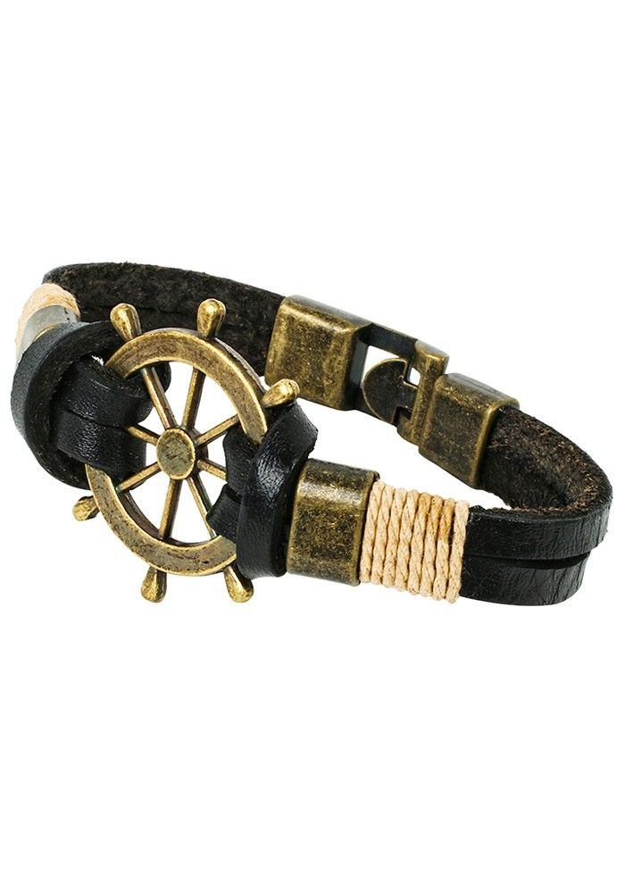 #Vintage #Bracelet #Accessories #Brazalete #Anchor #Ancla