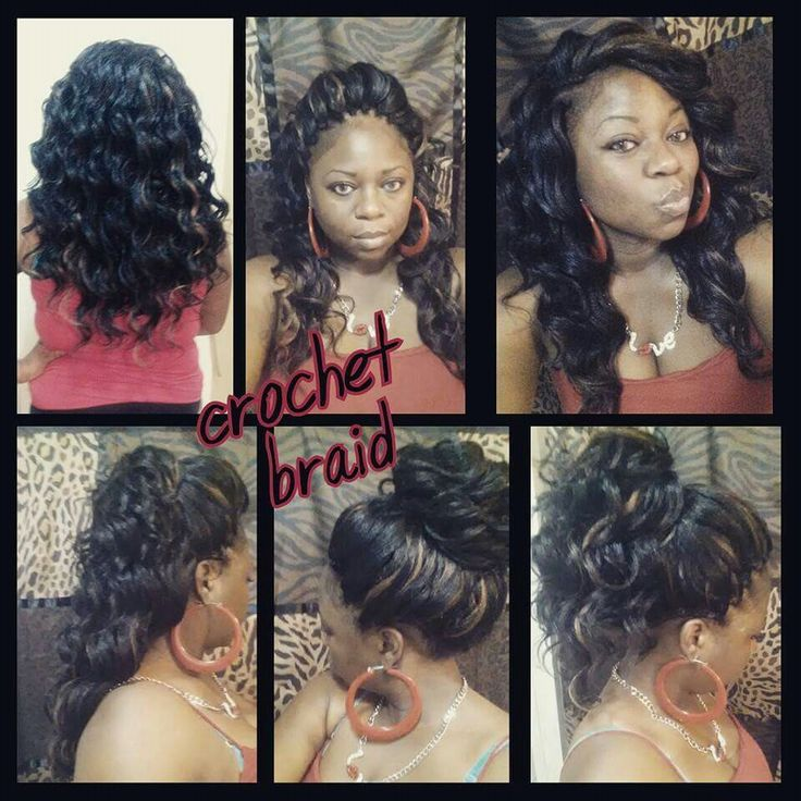 Crochet Hair By Kima : Crochet, Braids and Crochet braids on Pinterest