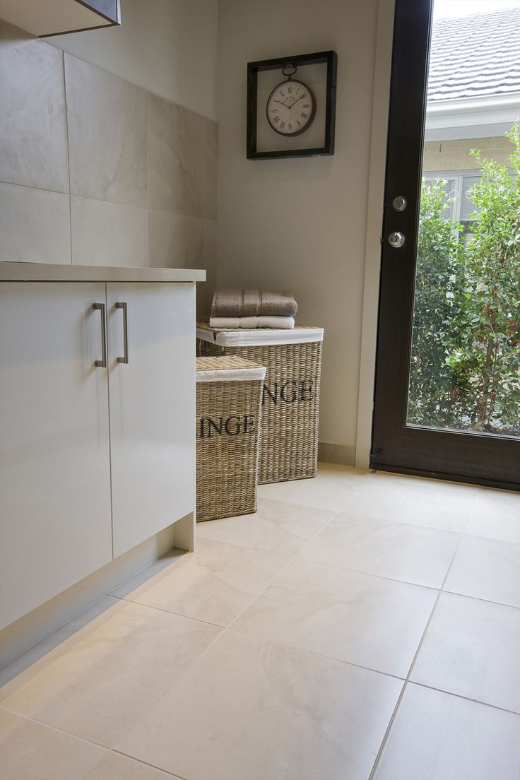 What do you think of this Laundry Rooms tile idea I got from Beaumont Tiles? Check out more ideas here tile.com.au/RoomIdeas.aspx