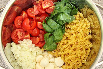 One Pot Pasta Tomate-Mozzarella 1