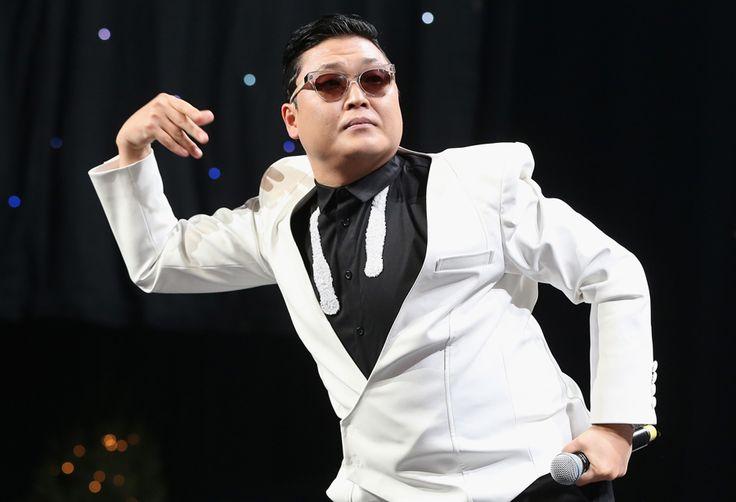 """Рэпер Psy: """"Водка - мой лучший друг"""""""