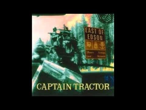 The Last Saskatchewan Pirate - Captain Tractor