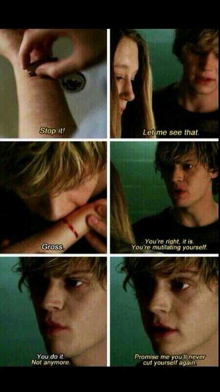 Tate and Violet♥♥