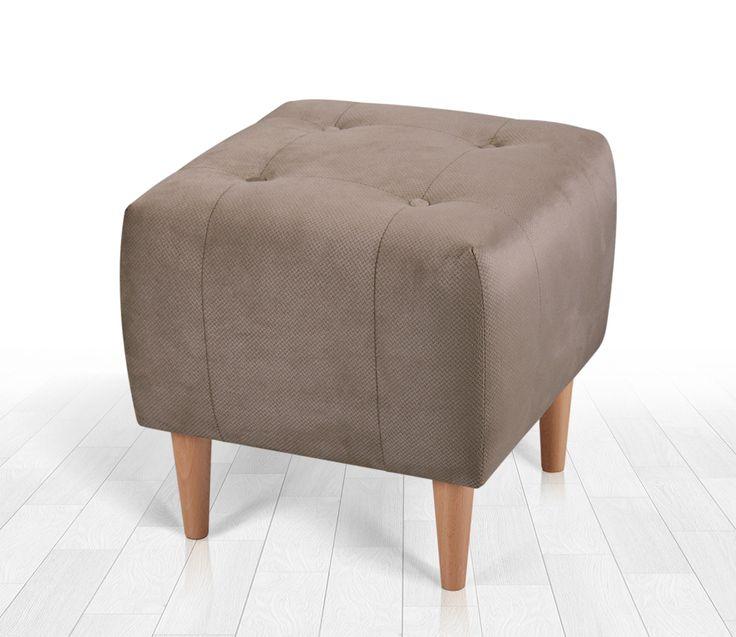 Elegáns puffjaink nem csak ránézésre elegánsak, hanem kivitelezésük is igényes, így remek kiegészítője lehet nappalijának.