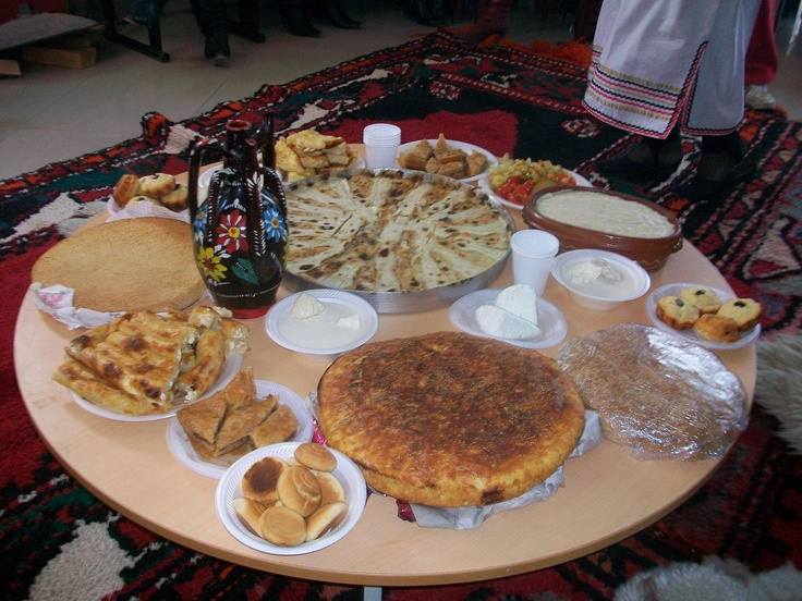 Albanian Food Tasting | Albania Heritage