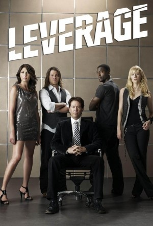 Leverage - I miss the show ....but just discovered the novels!