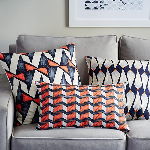 colorful mixed print pillows http://rstyle.me/n/rau7dr9te