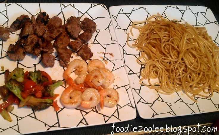 How to make Kobe's Japanese Steakhouse @ Home! Super easy and printable recipes available.
