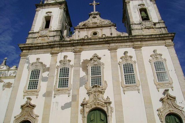 Ordem Terceira do Carmo church - South America Travel Secret: Salvador Brazil