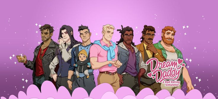 Dream Daddy is a hot dad-on-dad dating sim from Game Grumps: Dream Daddy: A Dad Dating Simulator was announced yesterday on Daddy's…