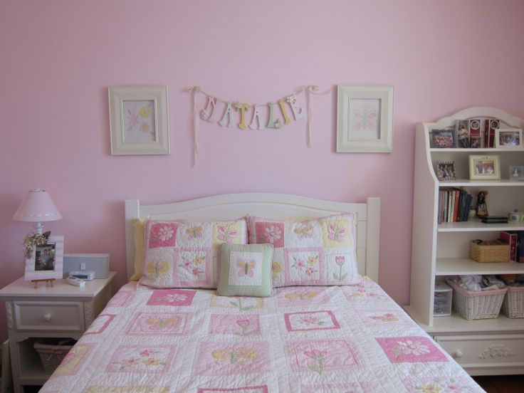 17 best images about kids bedroom on pinterest neutral for Cute cheap bedroom ideas