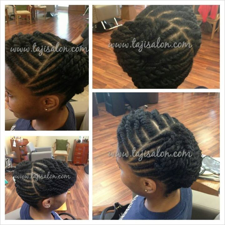 Taji S In Raleigh Nc Does Amazing Work Protective Style Natural Hair 1 Hair And There