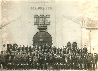 History of Skultuna. #Skultuna #sweden