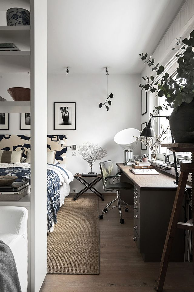 TDC: Three Beautiful Bedrooms with Workspaces