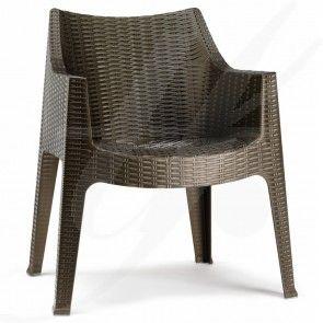 MAXIMA - scaun terasa Colectia TRENDfurniture | made in Italy by SCAB-Design