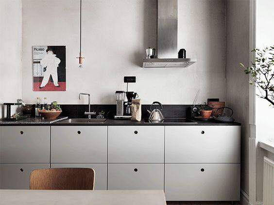 Eine Wundervoll Renovierte Wohnung In Schweden | Lilaliv