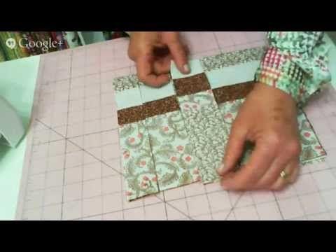 Patchwork Ao Vivo #20: faça seu tempo render no patchwork! - YouTube