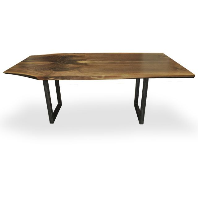 Live Edge Coffee Table Toronto: 187 Best Salvaged And Reclaimed Live Edge: DINING TABLES