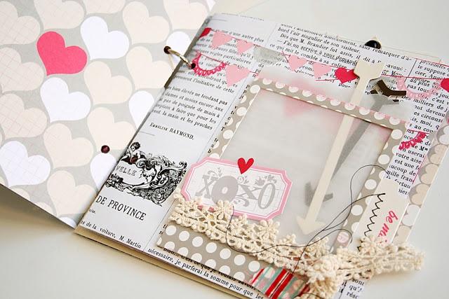 valentine mini album