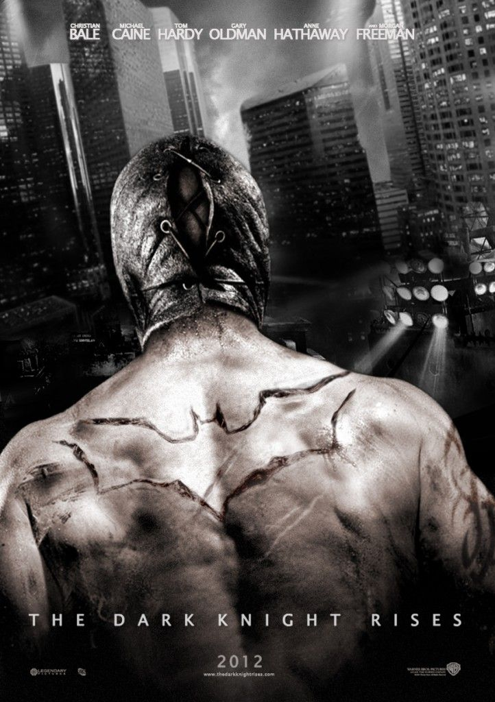Check Out Tom Hardy's 'Warrior' Workout | | Cagepotato