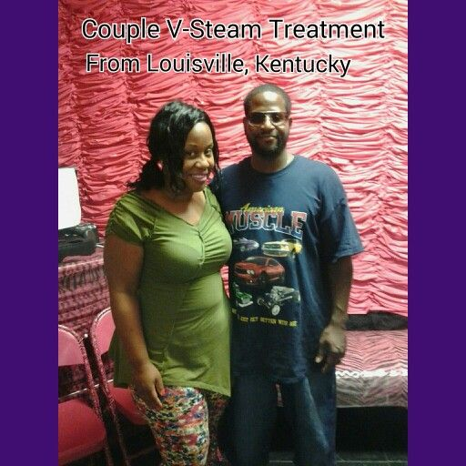 Mr. Christopher & Mrs.Charisse Jones from Louisville, Kentucky came in on yesterday for a Couple Rejuvenation & Relaxation V-Steam Treatment  @Body In Motion. A beautiful couple,  I'm very excited and honor to have met you. They took the Trolly and Bus to get to Body In Motion on yesterday.  We love to see Couples investing in their health.  And making life changing decisions together.  #vsteam #hissteam #hemorrhoids #infertility #prostatestregthening #prostate #cysts #constipation…