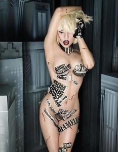 The Sexiest Lady Gaga #YarisLadyGaga