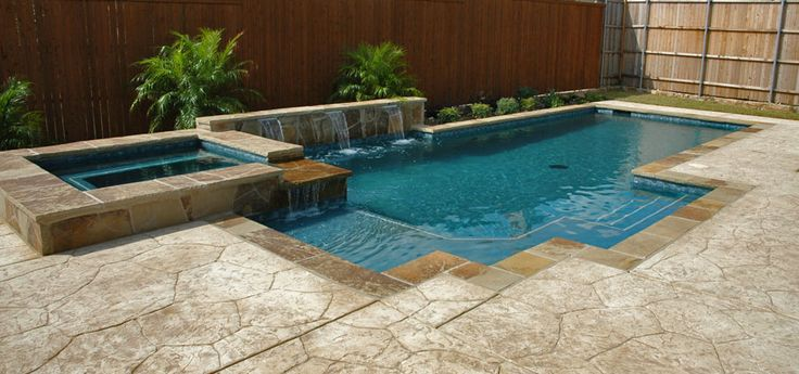 17 best images about pool on pinterest swimming pool for Pool design dallas texas