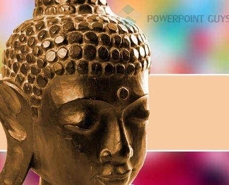 Buddhism PowerPoint Template Religious PowerPoint Templates - buddhism powerpoint