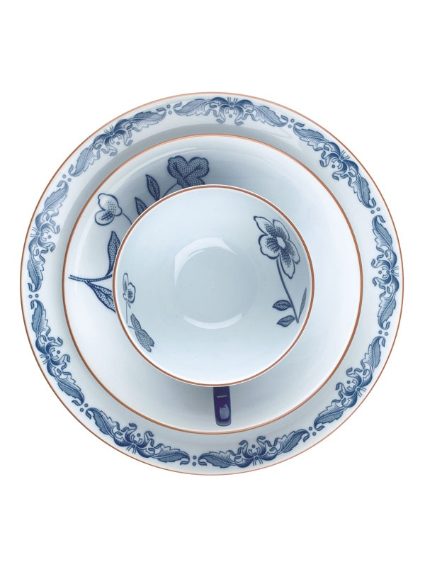 Ostindia Dinner Set - Nordic Style