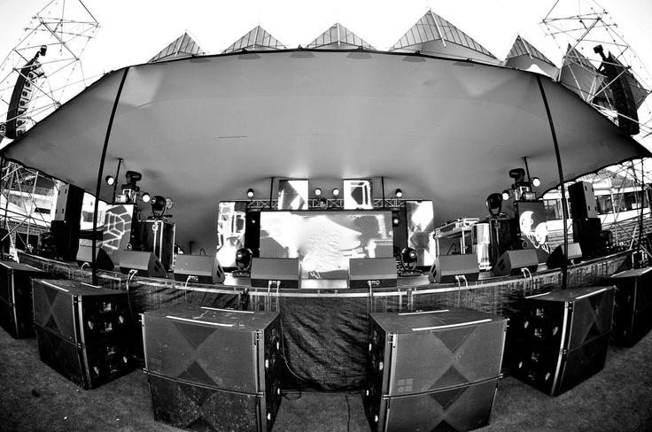 Summerset 2011 Stage Design - Photo Credit Unknown