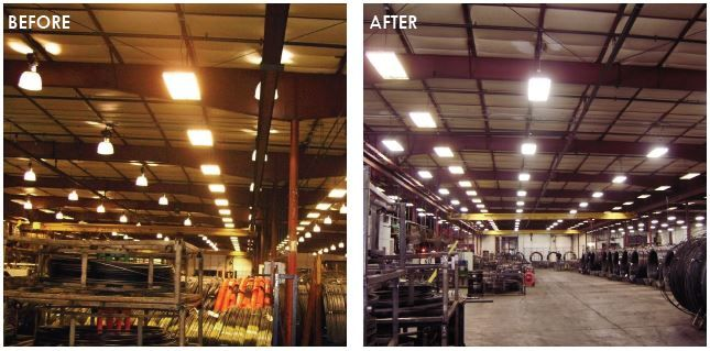 Schaffhouser Electric offers #lighting #retrofit and design services to help your company become #energy efficient. #lightingretrofit