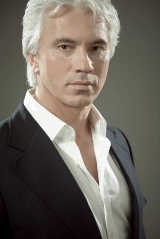 Dmitri Hvorostovsky. A terrific operatic voice, and incredible as Onegin with Renee Fleming.
