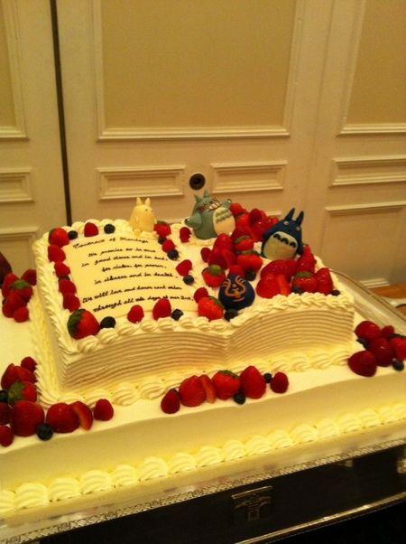 Wedding Cake 丹波・新井家