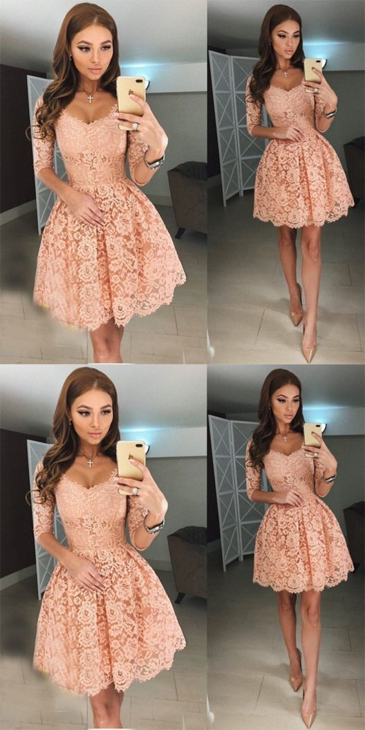 lace homecoming dresses, junior homecoming gowns