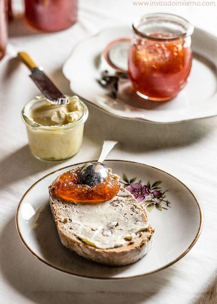 Receta fácil y clásica de mermelada de manzana aromatizada con canela. Con fotos paso a paso, consejos y teoría de las mermeladas