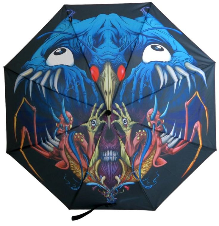 Jonathan Bonder is the founder of Pluvio Umbrellas, a brilliant company that brings art and creativity to rainy days. Each collection includes just 200 brollies, with the umbrellas decorated by different independent artists across the world. Once all 200 designs have sold out, there's no more, so you'll always have a one-of-a-kind design.
