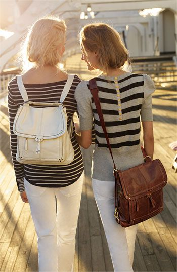 17 Best Ideas About Leather Backpack Purse On Pinterest