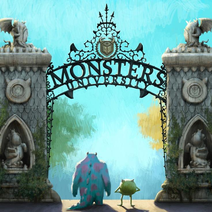 Universitet Monstrov