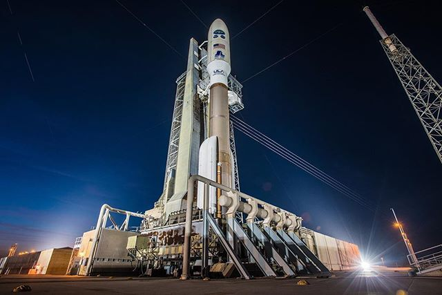 nasa —  'Twas the night before launch! The U.S. will soon have two of the most advanced weather satellites ever, operating in tandem. The second of this duo, the National Oceanic and Atmospheric Administration's (@noaa) next-generation weather satellite – GOES-S – launches into space tomorrow! At 5:02 p.m. EST, a two-hour launch window will open, during which GOES-S will lift off on a United Launch Alliance Atlas V rocket from Space Launch Complex 41 at Cape Canaveral Air Force Station in…