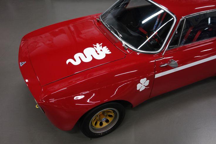 Alfa Romeo GT 1300 Junior GTA recreation - Bloemendaal Classic & Sportscars