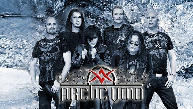 Darkest Soirée: Entangled, the music of Arctic Void