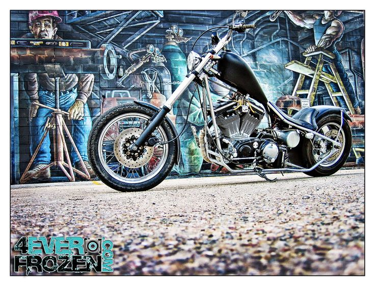 Motorcycle by https://www.facebook.com/pages/4-Ever-Frozen-Photography/293178947399001