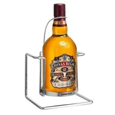 Magnum Whisky Chivas avec balancier