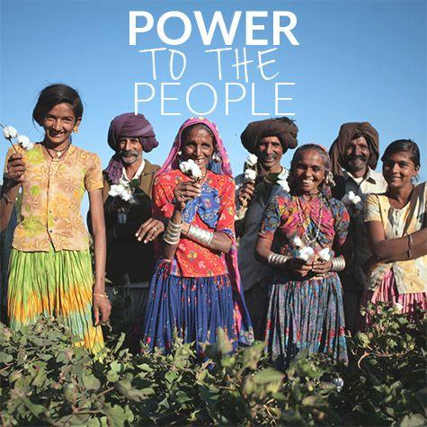 #fashiontakesaction People Tree.  #fairtrade