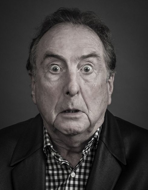 Eric Idle | New Work | Andy Gotts MBE