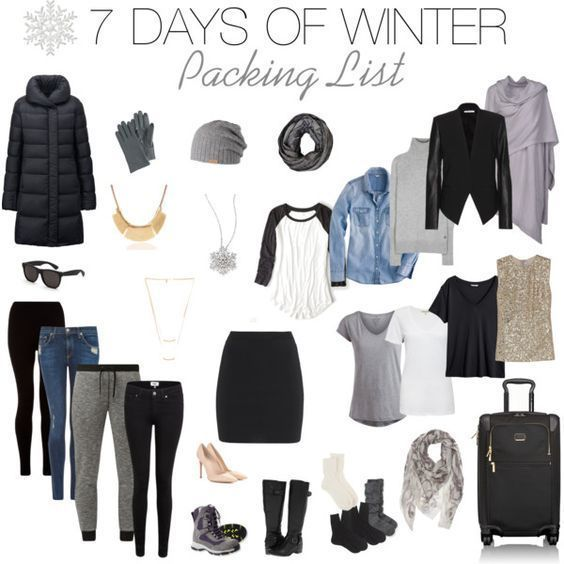 Ich frage mich, was für Winterreisen zu packen? Klicken Sie hier, um über unsere empfohlenen Frauen zu lesen.