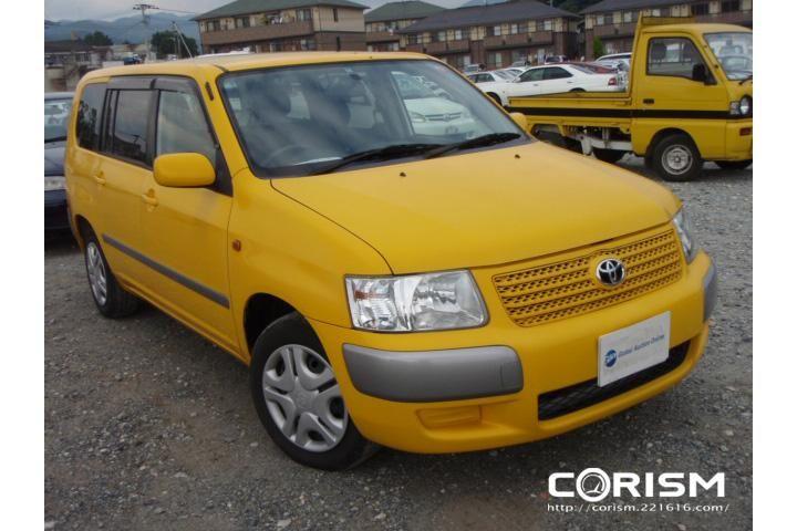 トヨタ サクシード ワゴン TX Gパッケージ(H14年式) 87万1500円 :: CORISM