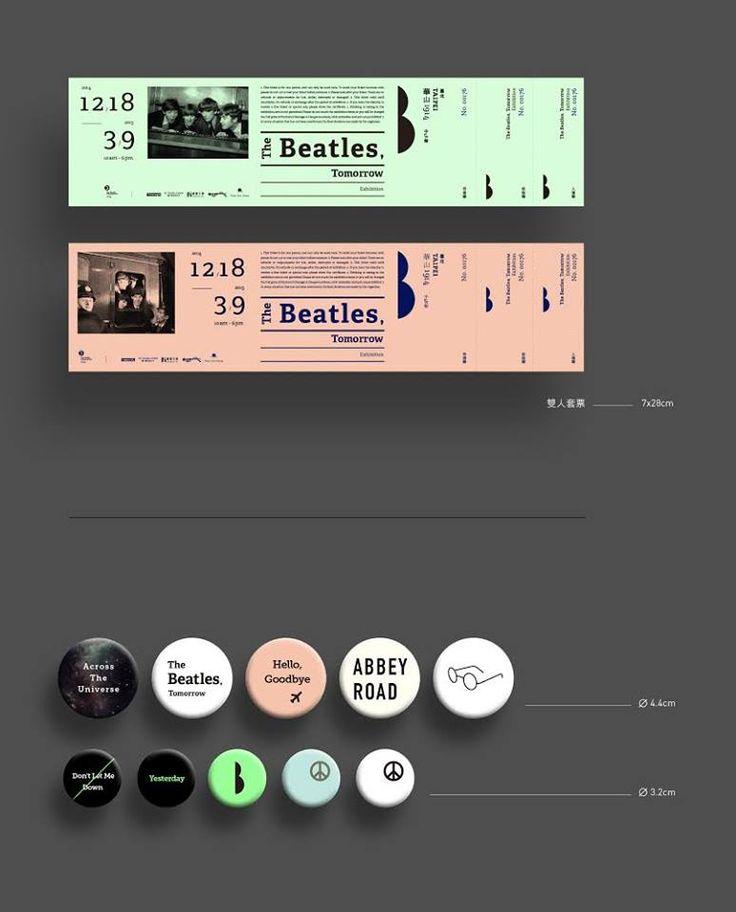 【一起迷過披頭四,那就再一起迷一次!】 開展前最後一波,限時預售:11/7~12/17 瘋披頭四,一個人多沒意思!Come2gether 雙人套票搶購中! 雙重經典 一次擁有! 揪個人一起去吧! 購買「 The Beatles, Tomorrow 特展 」 限定版 Come2gether 雙人套票 , 隨票贈送獨家紀念徽章 2 枚。 〝Come2gether雙人套票〞組合價:560元,內含如下: 1.「 The Beatles Tomorrow 特展 」入場券2張 ( 7*28cm ) 2. The Beatles 限量徽章 2 枚 ( 4.4cm*1、3.2cm*1 ) -------------------------------------------------------------------------