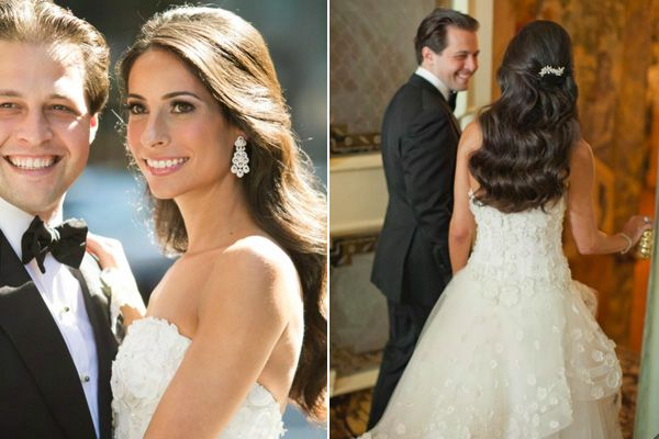 DM Luxury Hair: Pierre Hotel NYC Lauren Emden Wedding